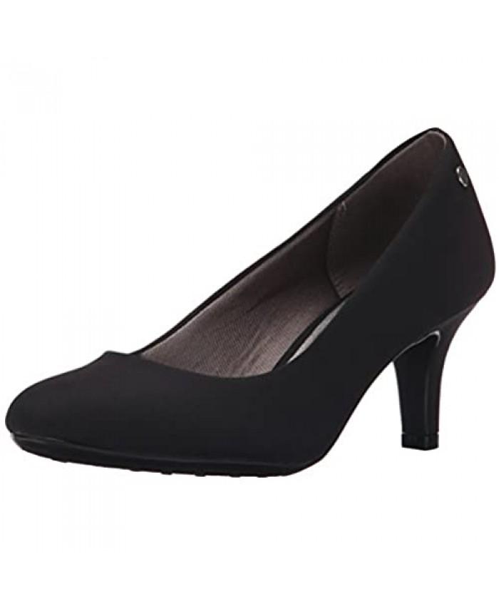LifeStride womens Parigi pumps shoes Black Micron 9.5 US