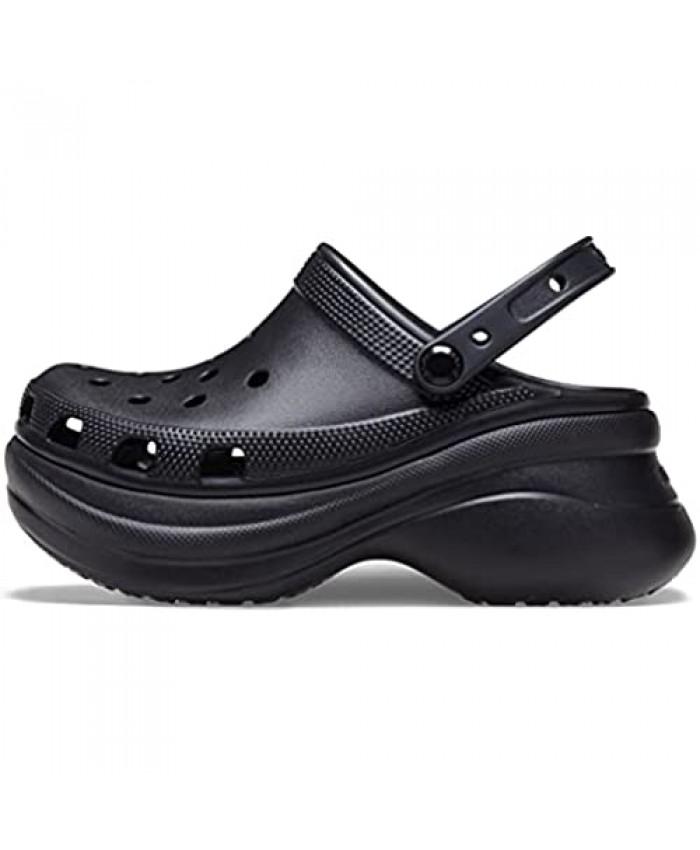 Crocs Women's Classic Bae Clog | Platform Shoes