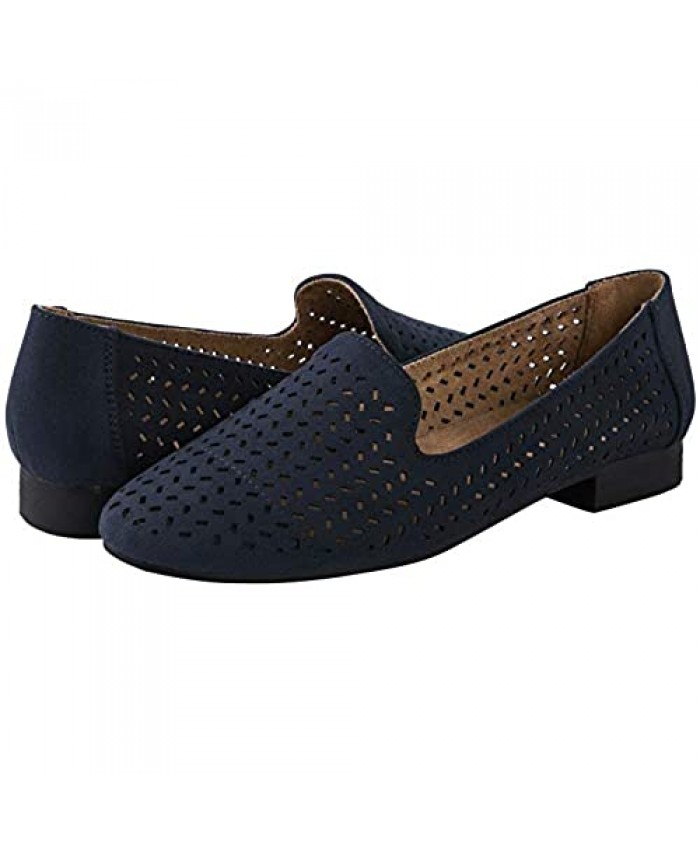 GLOBALWIN Women's Catherine Slip On Loafer Flats