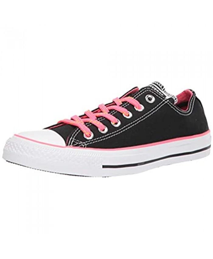 Converse Women's Chuck Taylor All Star Neon Low Top Sneaker