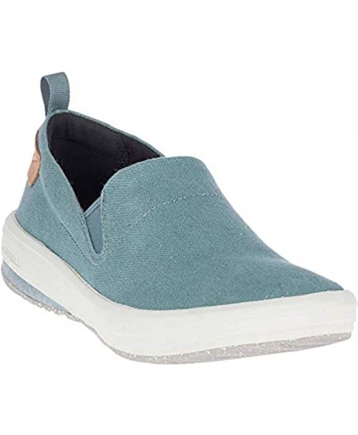 Merrell Herren Gridway Moc Canvas Schuh