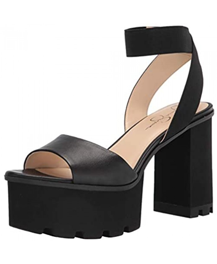 Jessica Simpson Women's Skylir Heeled Sandal