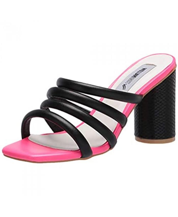William Rast Women's Comfort Heeled Sandal