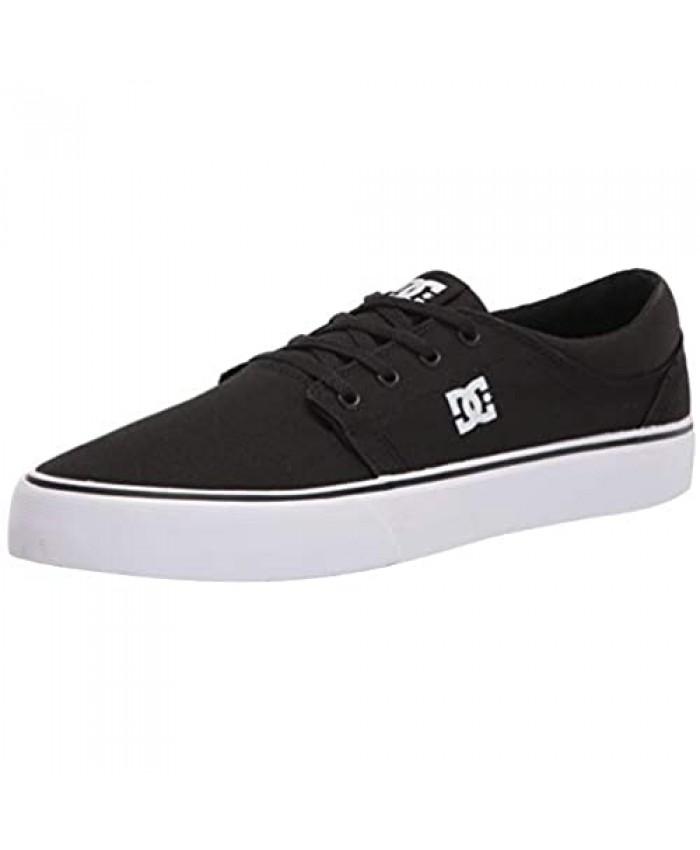 DC Men's Trase Tx Skateboard Skate Shoe