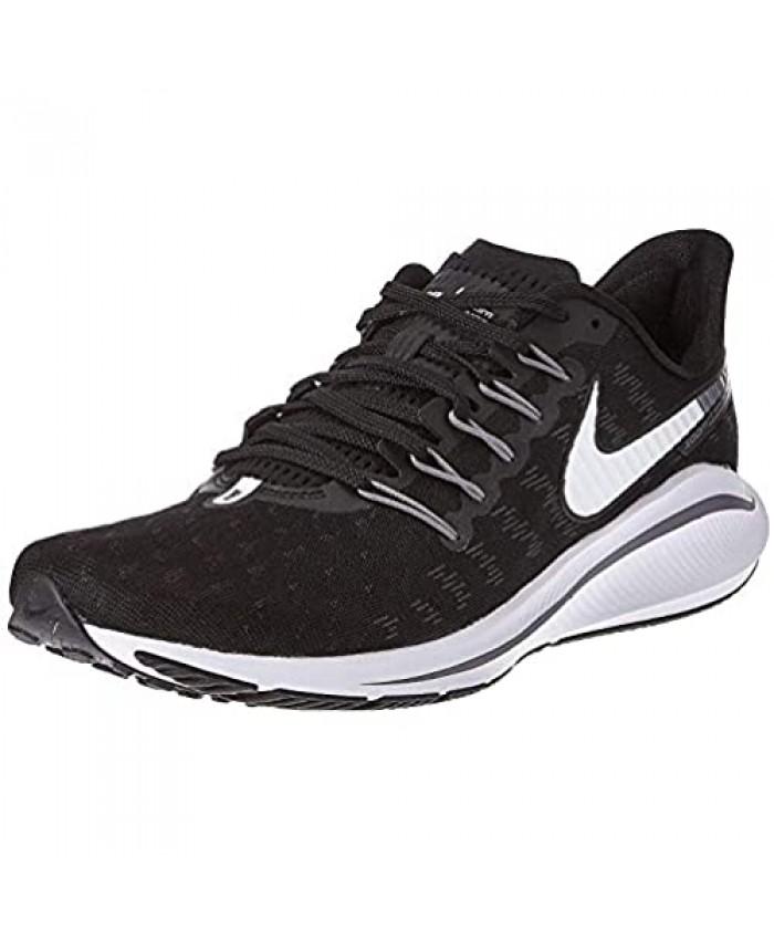 Nike Mens Vomero 14 Running Shoes Black/Thunder Grey/White 9