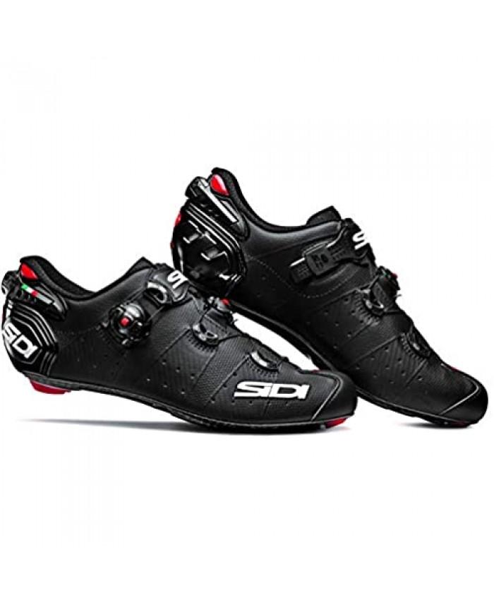 Sidi Shoes Wire 2 Matt Carbon Scape Cycling Man Matt Black 43