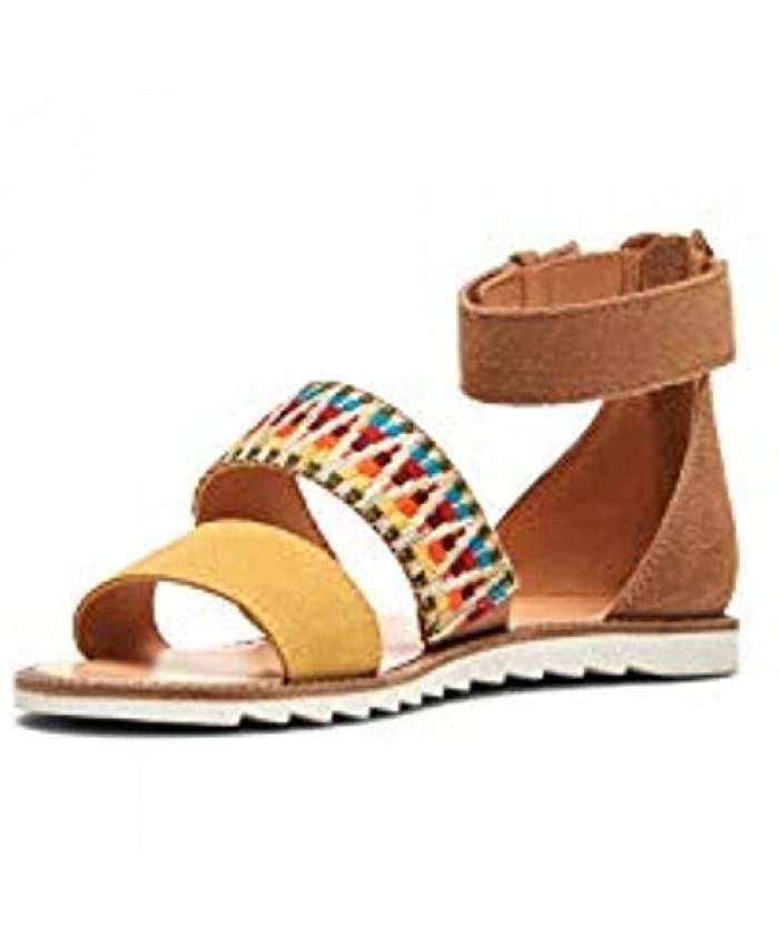 Frye and Co. Women's Port 2 Band Sandal Flat