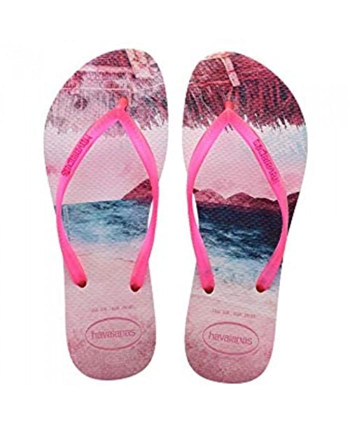 Havaianas Women's Slim Paisage Flip-Flop
