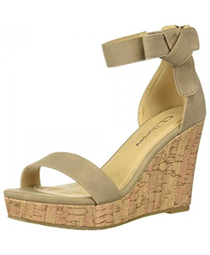 CL by Chinese Laundry Women's Blisse Wedge Sandal