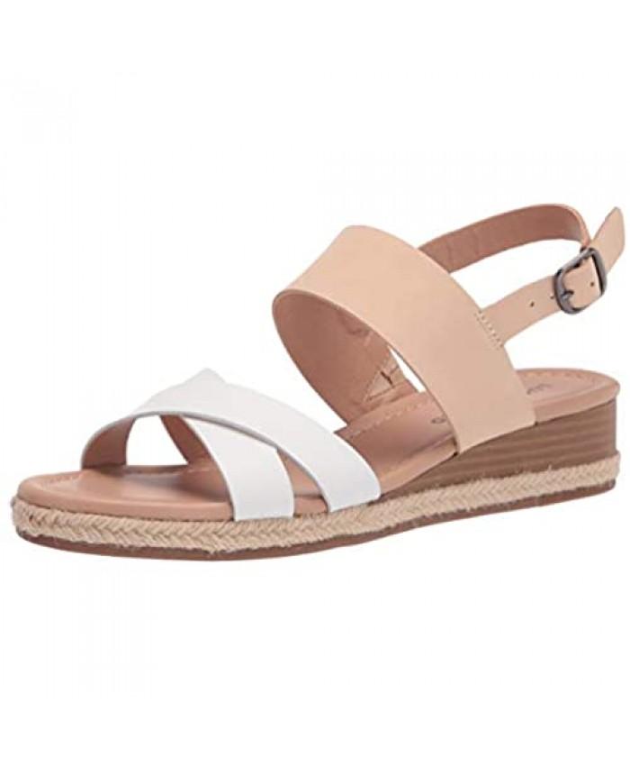 Lucky Brand Women's Waeka High Heel Wedge Sandal