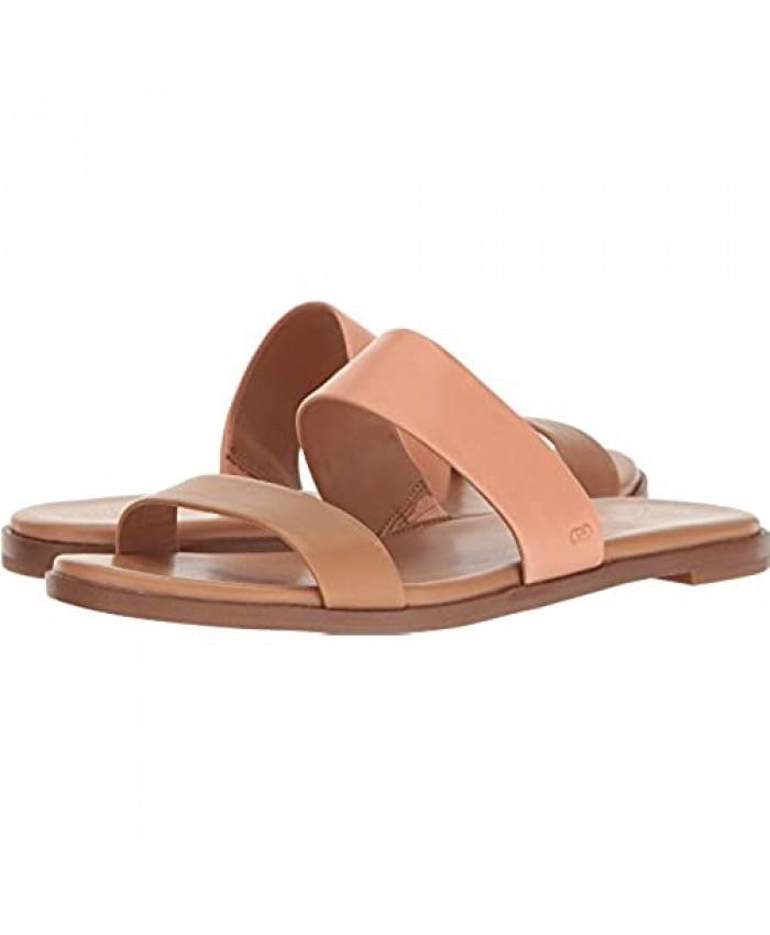 Cole Haan Women's FINDRA Sandal Pecan/Nectar