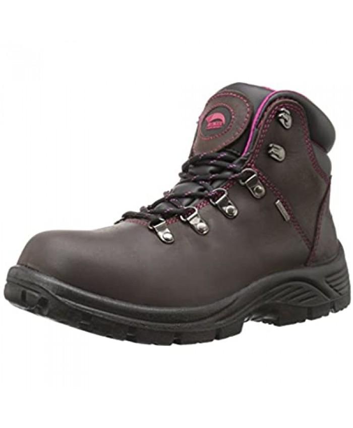 Avenger Work Boots Framer A7675 Women's EH Waterproof Work Boots 9 2E
