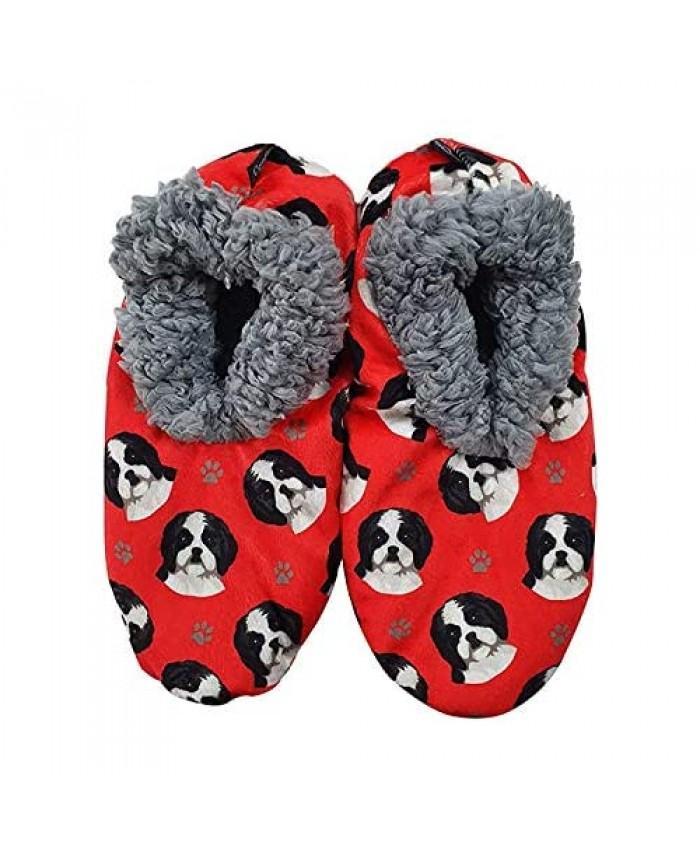 Shih Tzu Super Soft Women's Slippers #21